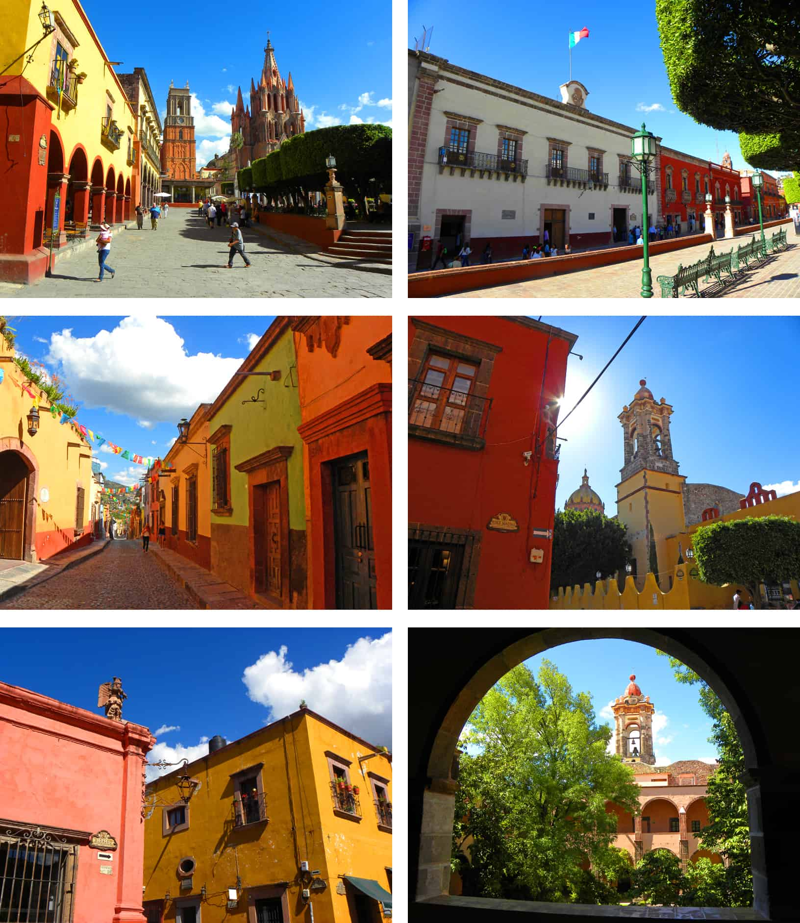 beautiful san miguel de allende in photos