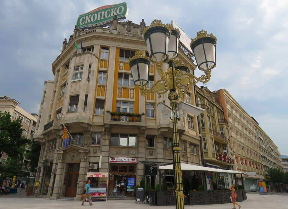 Why Skopje is one of the Strangest Places we've been