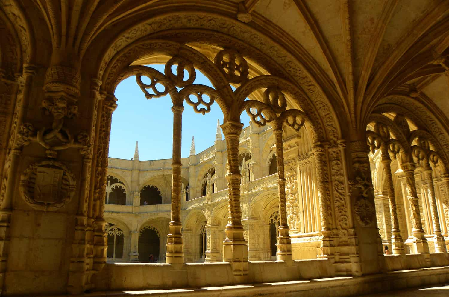 Jerónimos Monastery. Photo Essay on Lisbon, Portugal. And why we were happy to leave…
