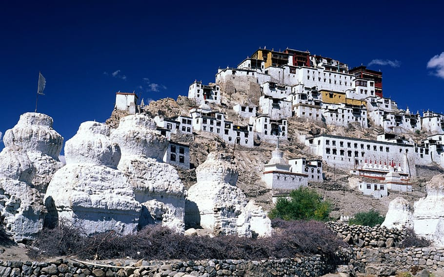 thiksey-monastery. Avoiding Europe in the summer…and other places to go instead