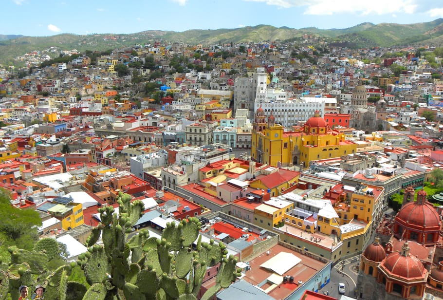 views-on-guanajuato