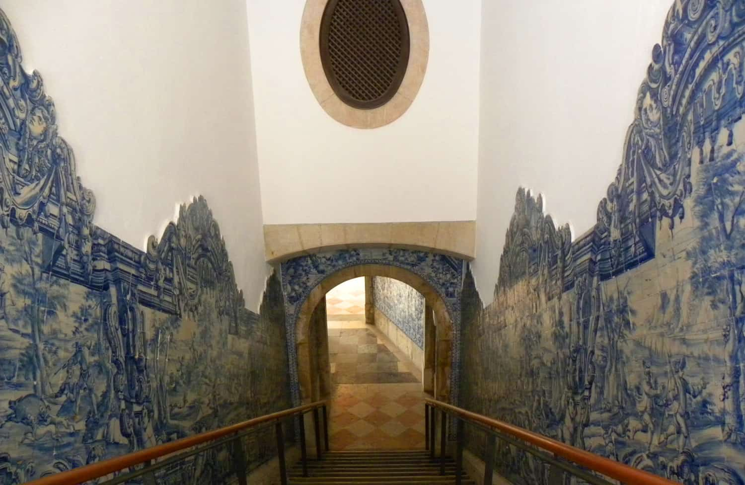 Museu Nacional do Azulejo. Photo Essay on Lisbon, Portugal. And why we were happy to leave…