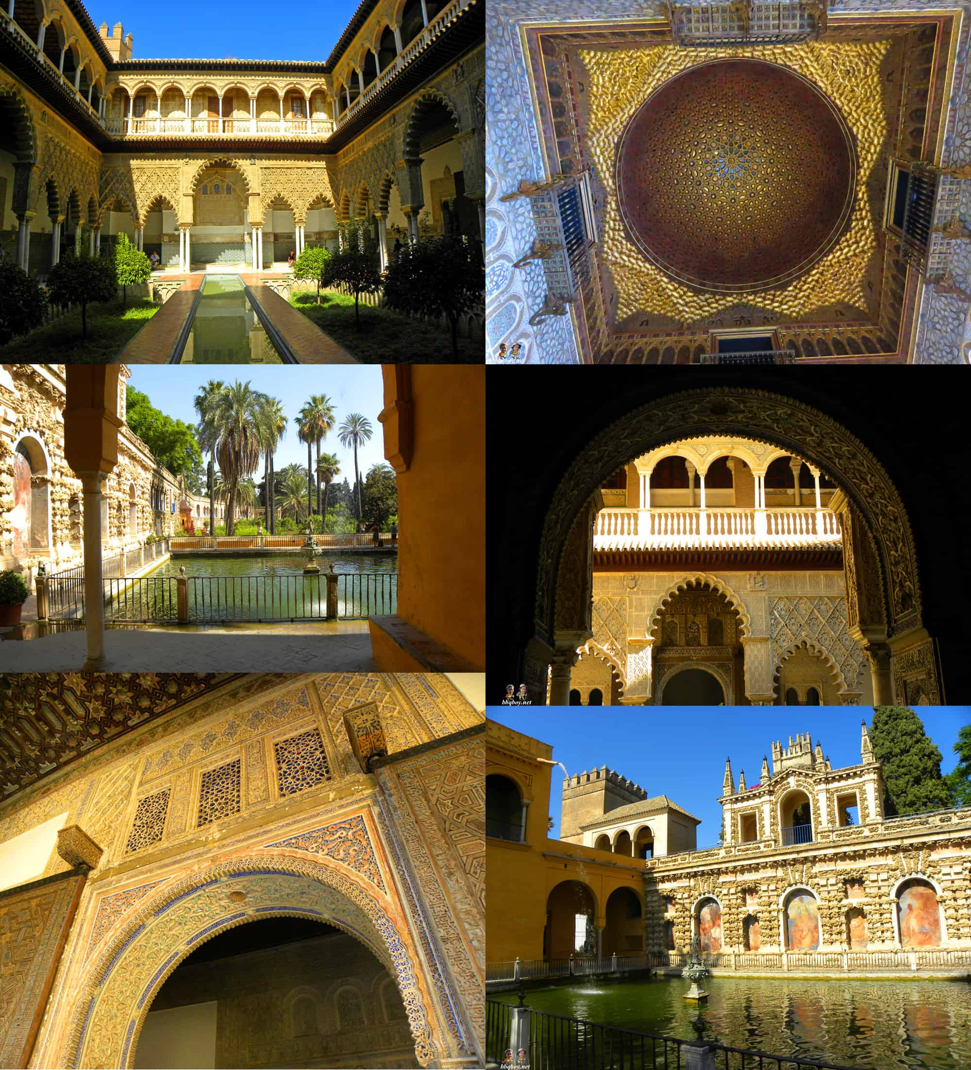 Alcázar of Seville. What to See in Seville - and how to do it on a budget