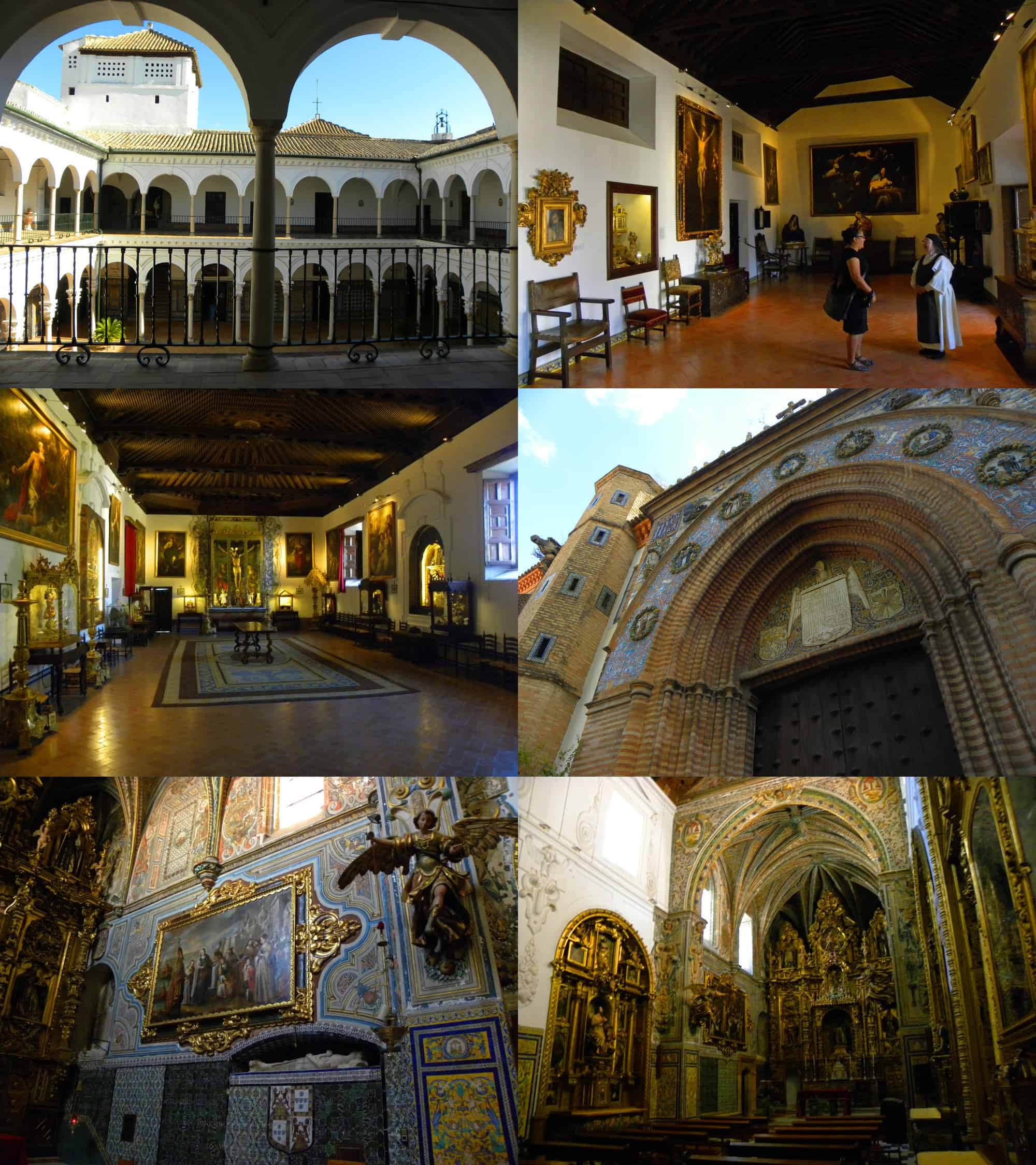 convent-de-santa-paula-sevilla. What to See in Seville - and how to do it on a budget