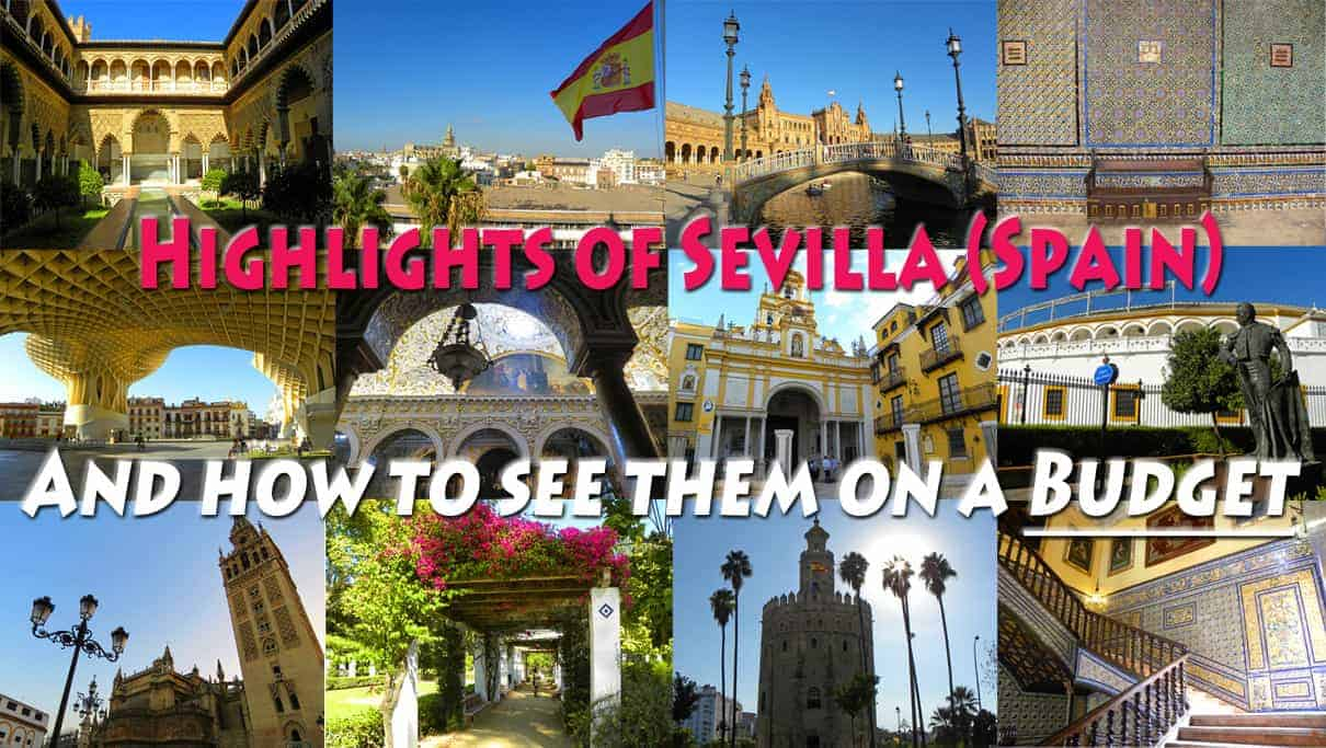 What to See in Seville - and how to do it on a budget