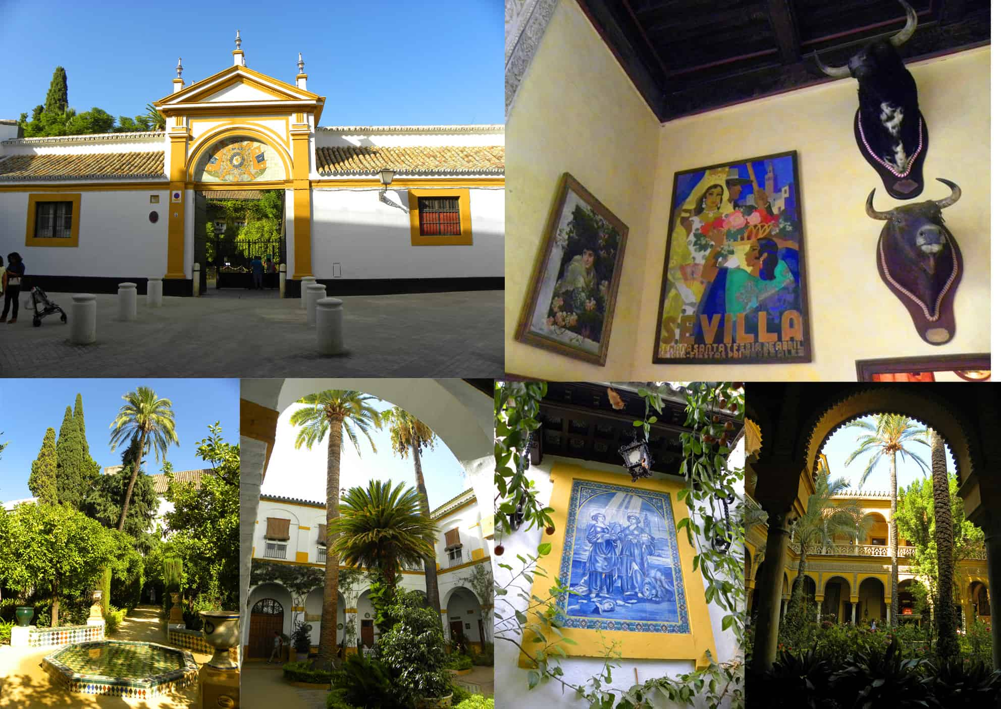 palacio-de-las-duenas. What to See in Seville - and how to do it on a budget