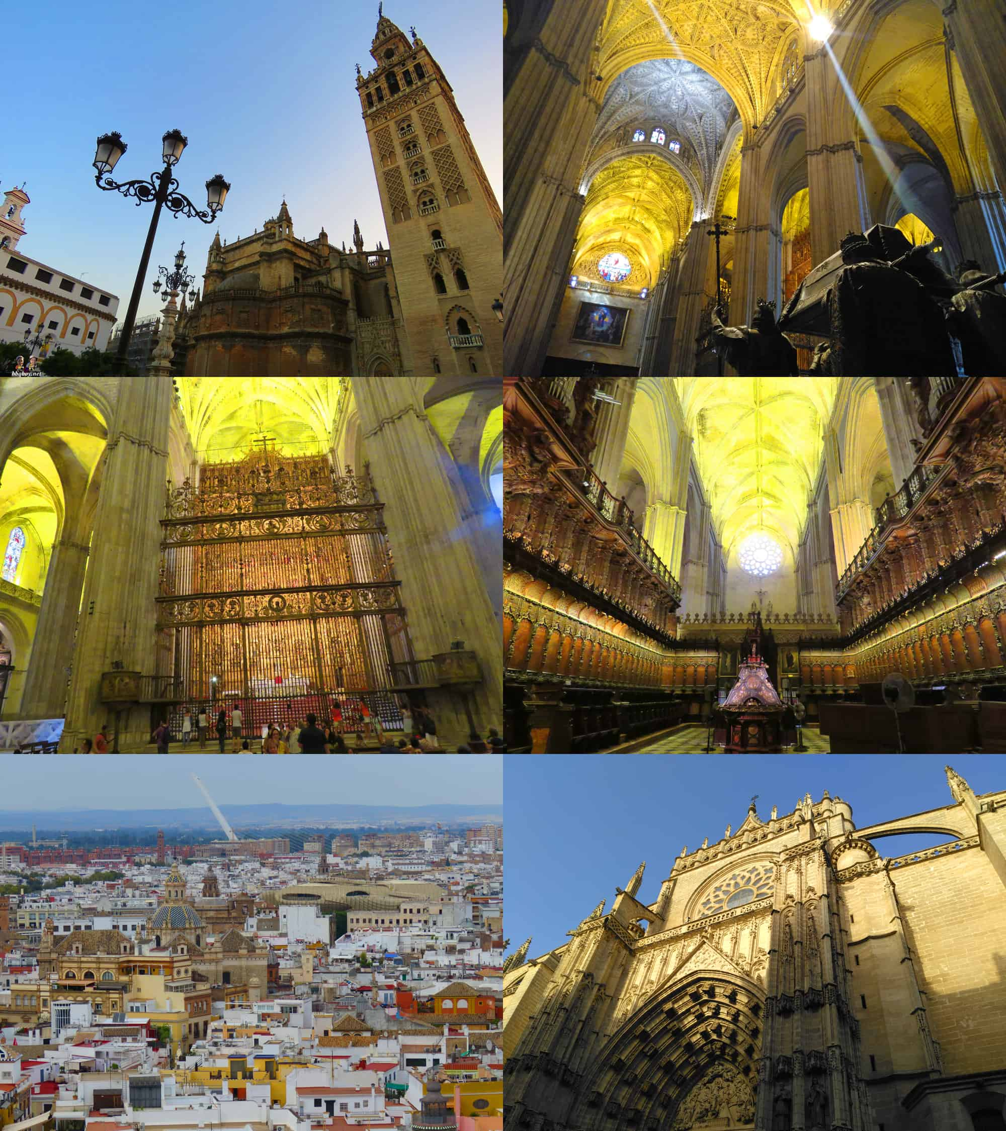 Seville Cathedral. What to See in Seville - and how to do it on a budget