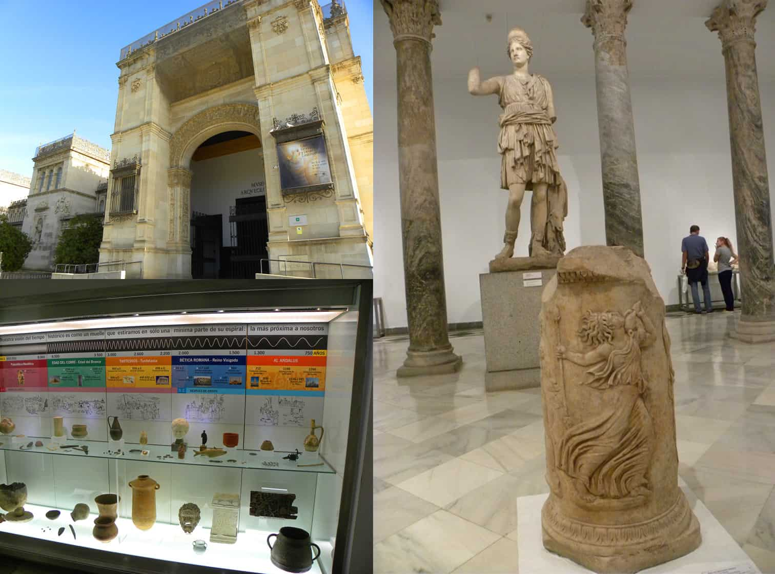 archaeological-museum. What to See in Seville - and how to do it on a budget