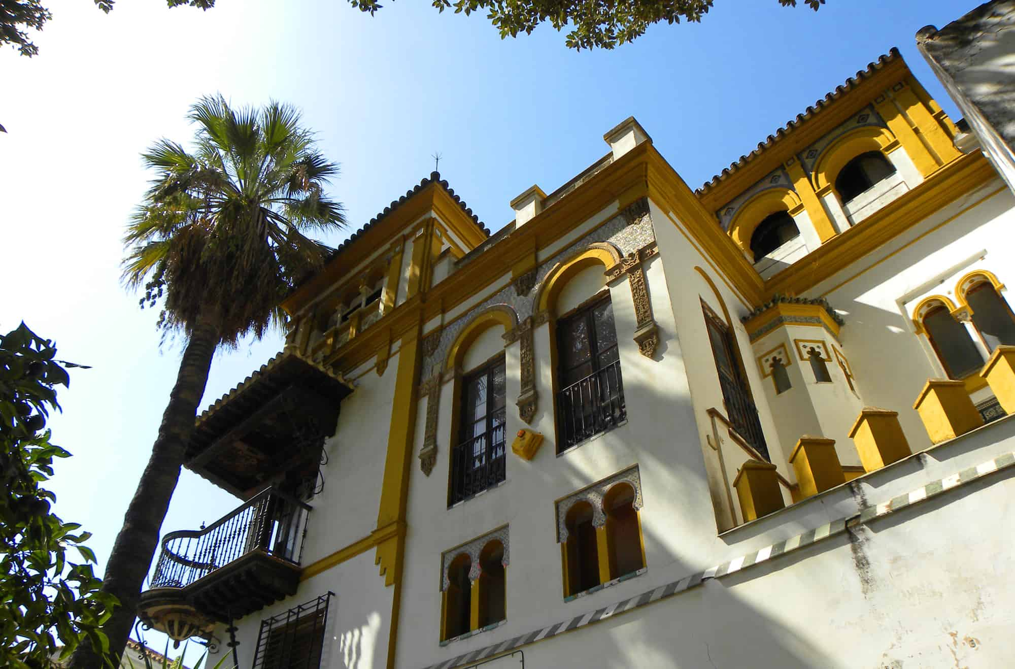 What is Seville (Spain) like?