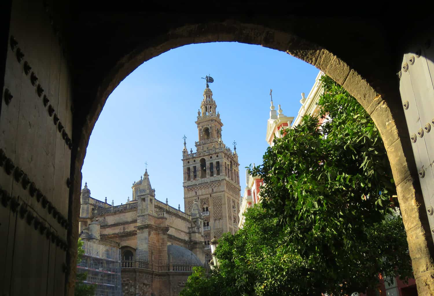 Cathedral and Giralda, Seville