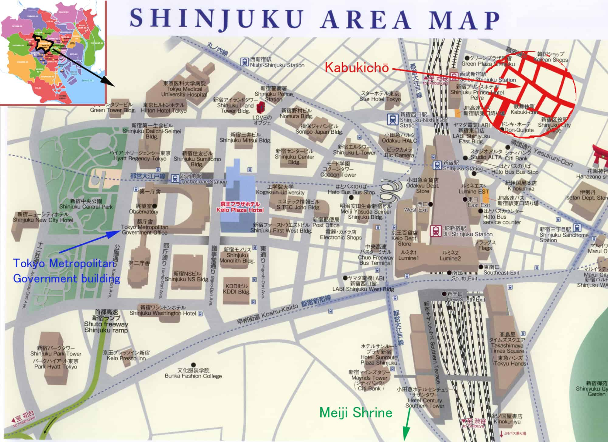 shinjuku-area-map