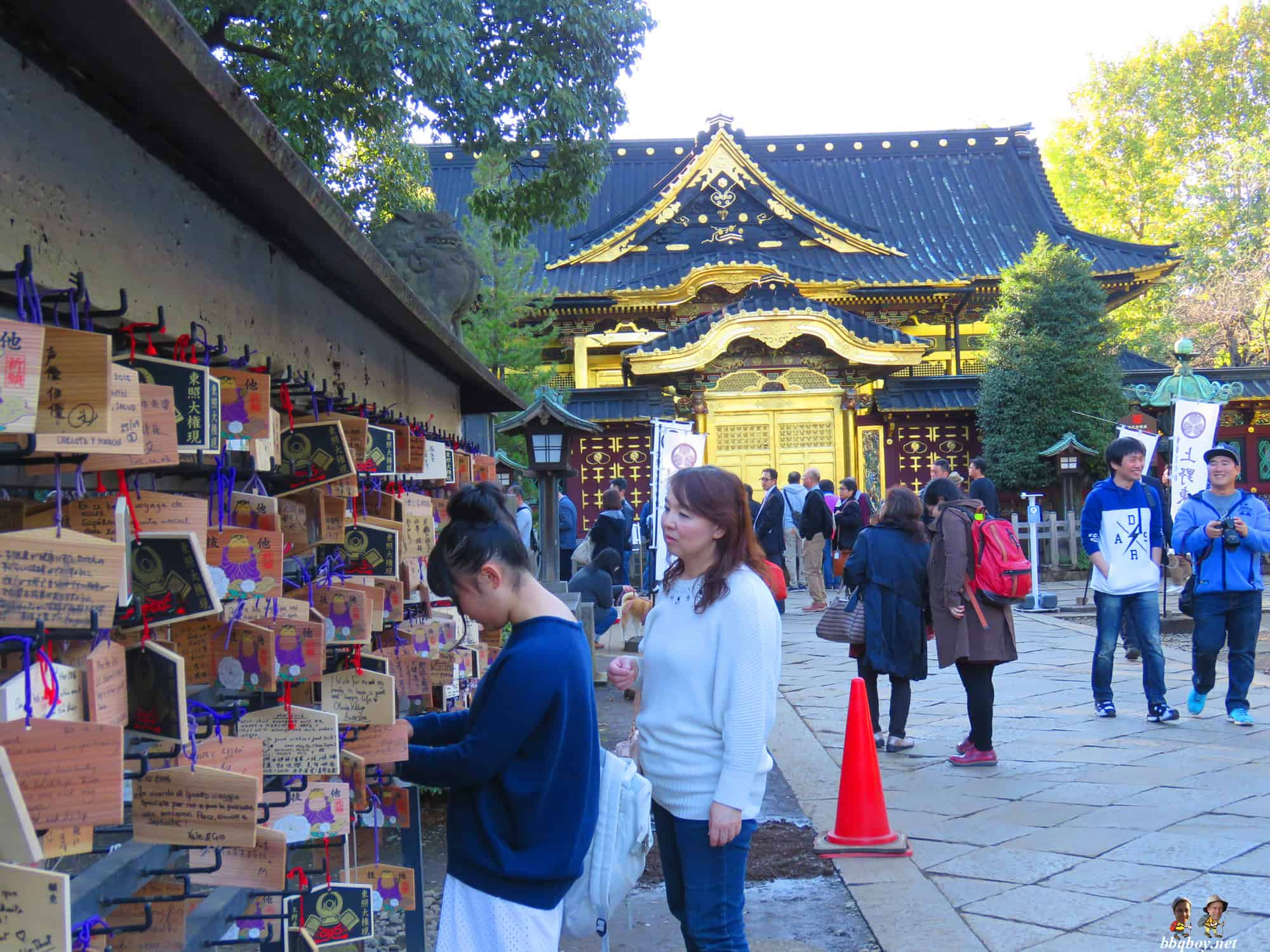 ueno-park-tosho-gu-shrine