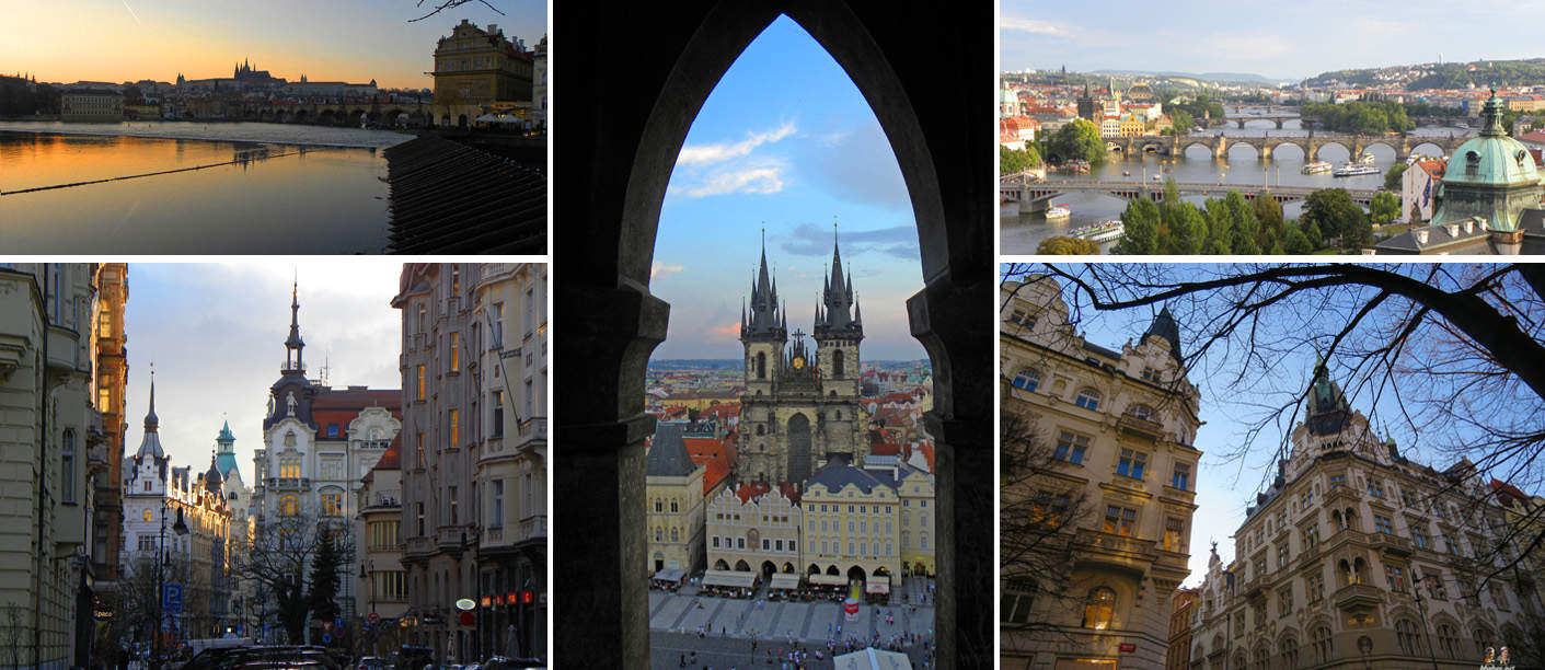 "images of Prague. The 4 places on our ""Expat base"" shortlist"
