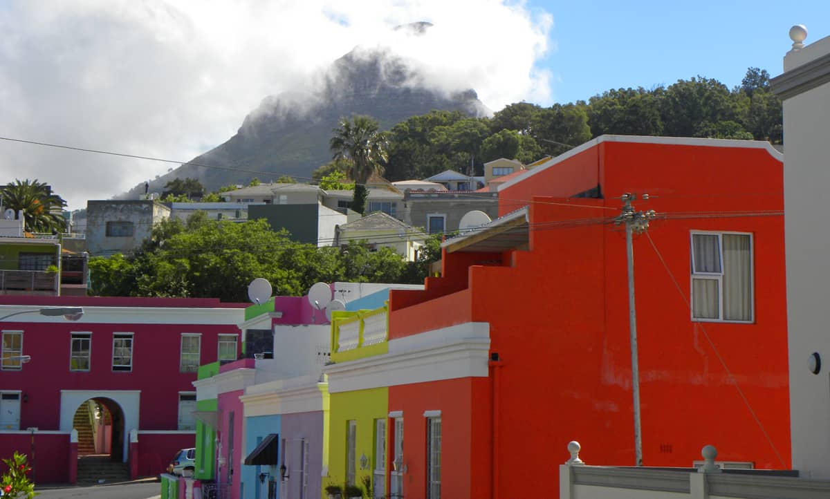 Bo Kaap, Cape Town. Looking back at 2016…and forward to 2017