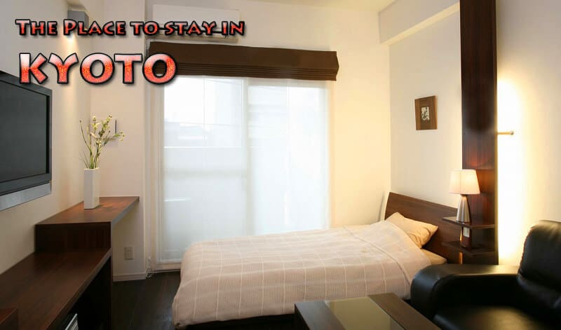 Need an apartment for a month in Kyoto?