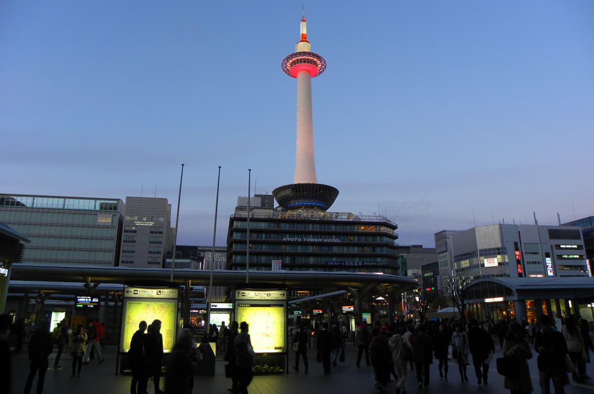 Kyoto Station, The Best things to Do and See in Kyoto