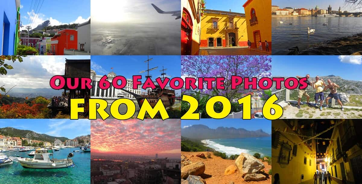Our Favorite Photos from a year of travel
