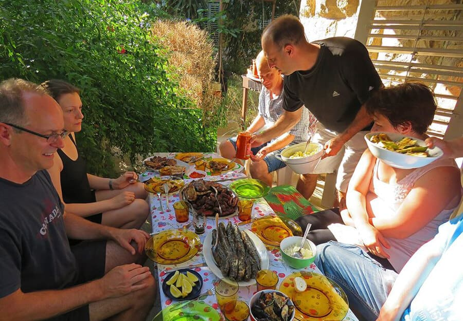 barbecue in Split. Our Favorite Photos from a year of travel