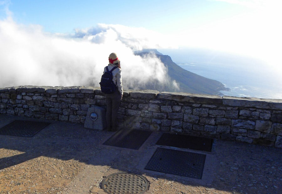 Table mountain. Our Favorite Photos from a year of travel