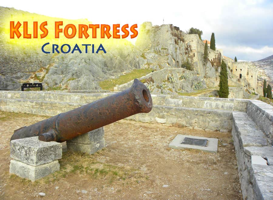 Why you should visit Klis Fortress. And the easy way to get there from Split