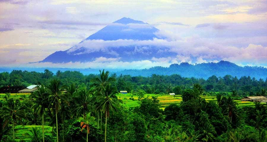 gunung agung, Bali Travel Guide