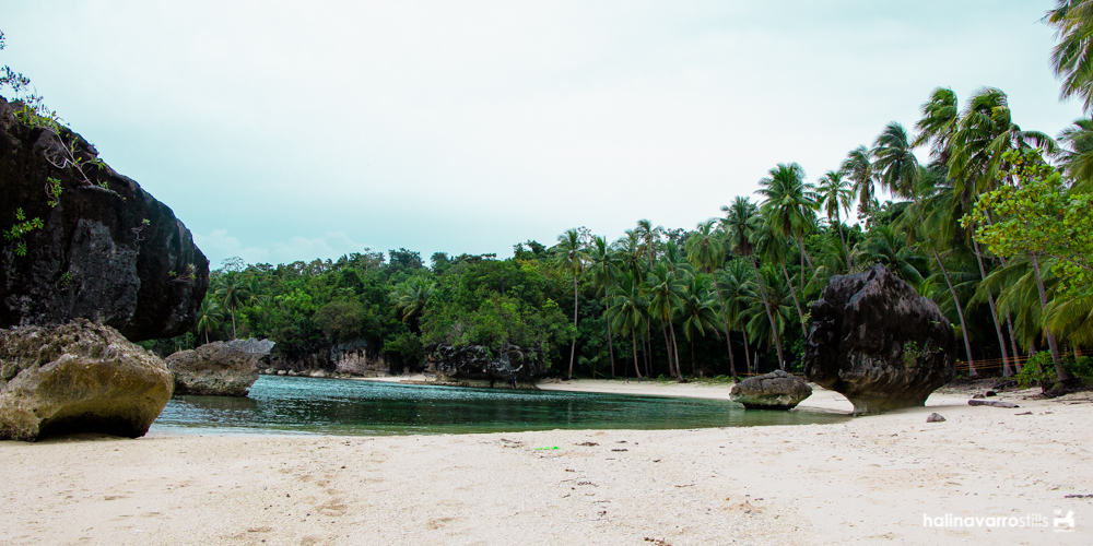 hagakhak island in dinagat islands