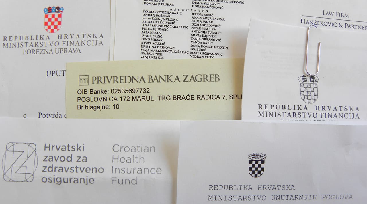 "Getting a Croatian 1 year ""Temporary Stay"" in Split Part 2 – Forms, documentation, opening a Croatian bank account, Health Care…and costs."