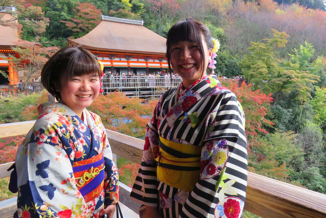 The Friendly Faces of Japan
