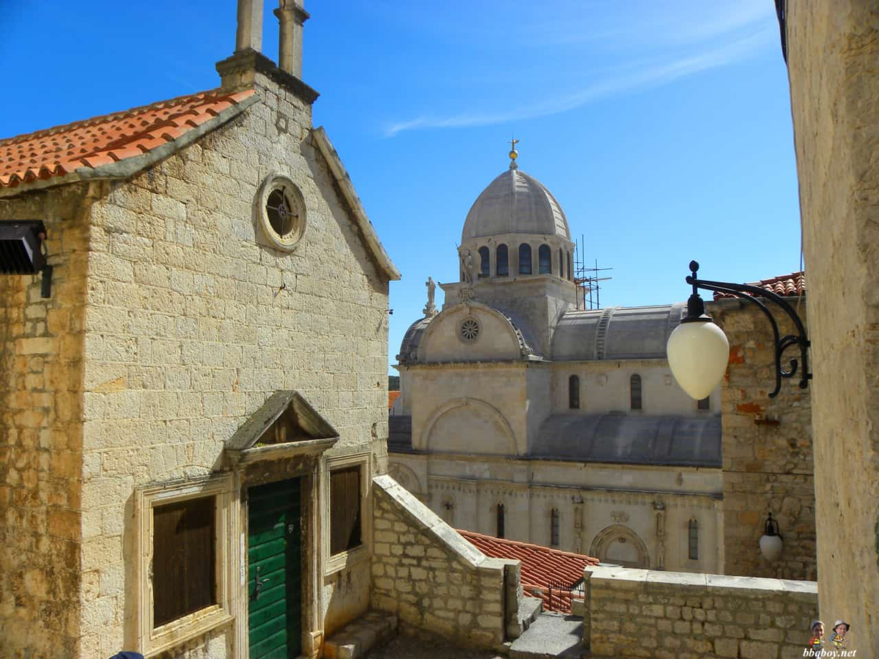 views and images in sibenik, croatia (1)