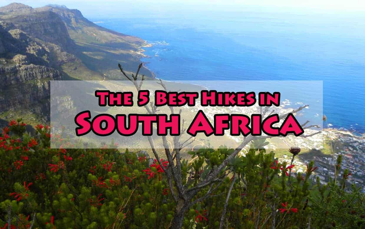 The 5 Best Hikes in South Africa