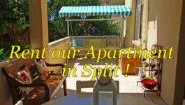 Rent our Apartment in Split!