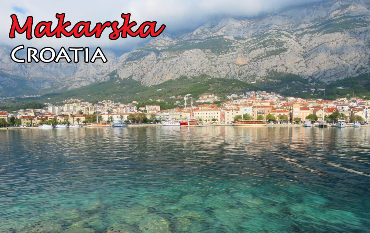 Why you HAVE to visit Makarska (Croatia)