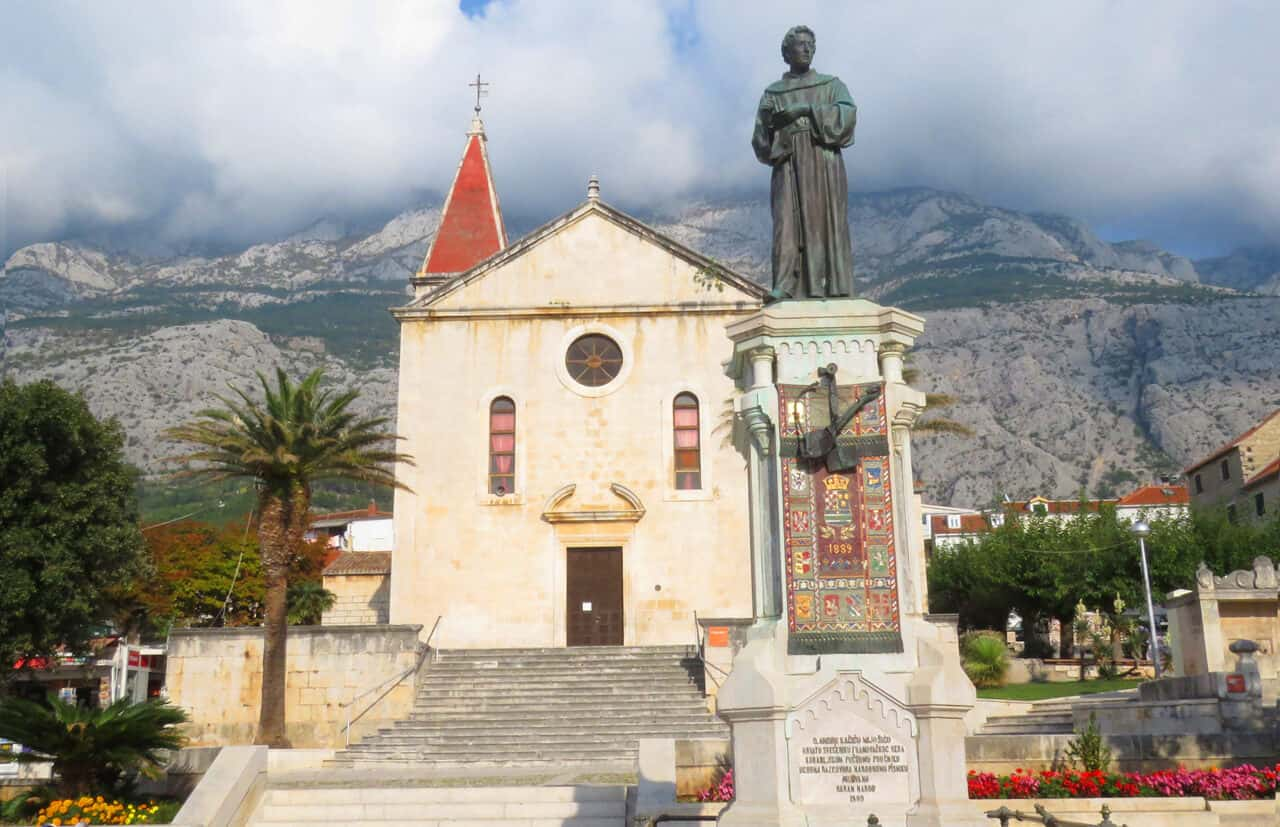 St. Mark's Church, Makarska, Croatia