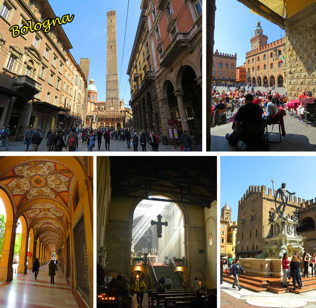 Venice, Rome or Bologna – which should you Visit?