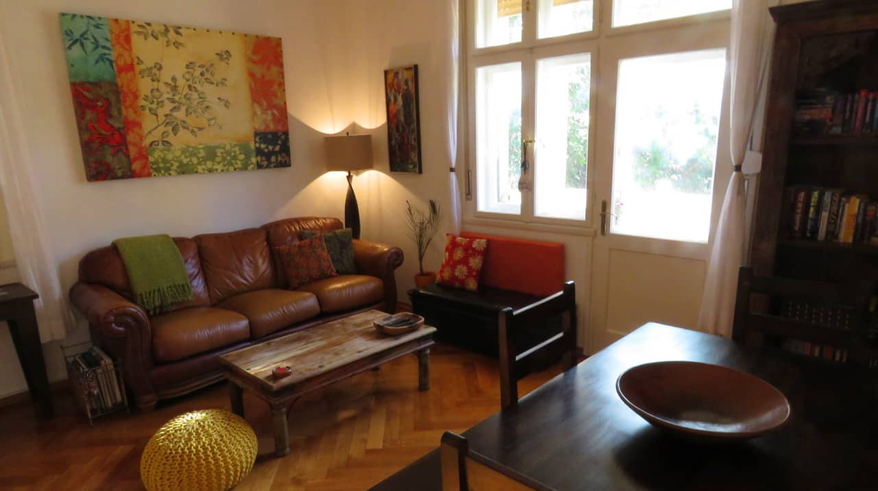 apartment in Split. The cost of living in Split (Croatia).