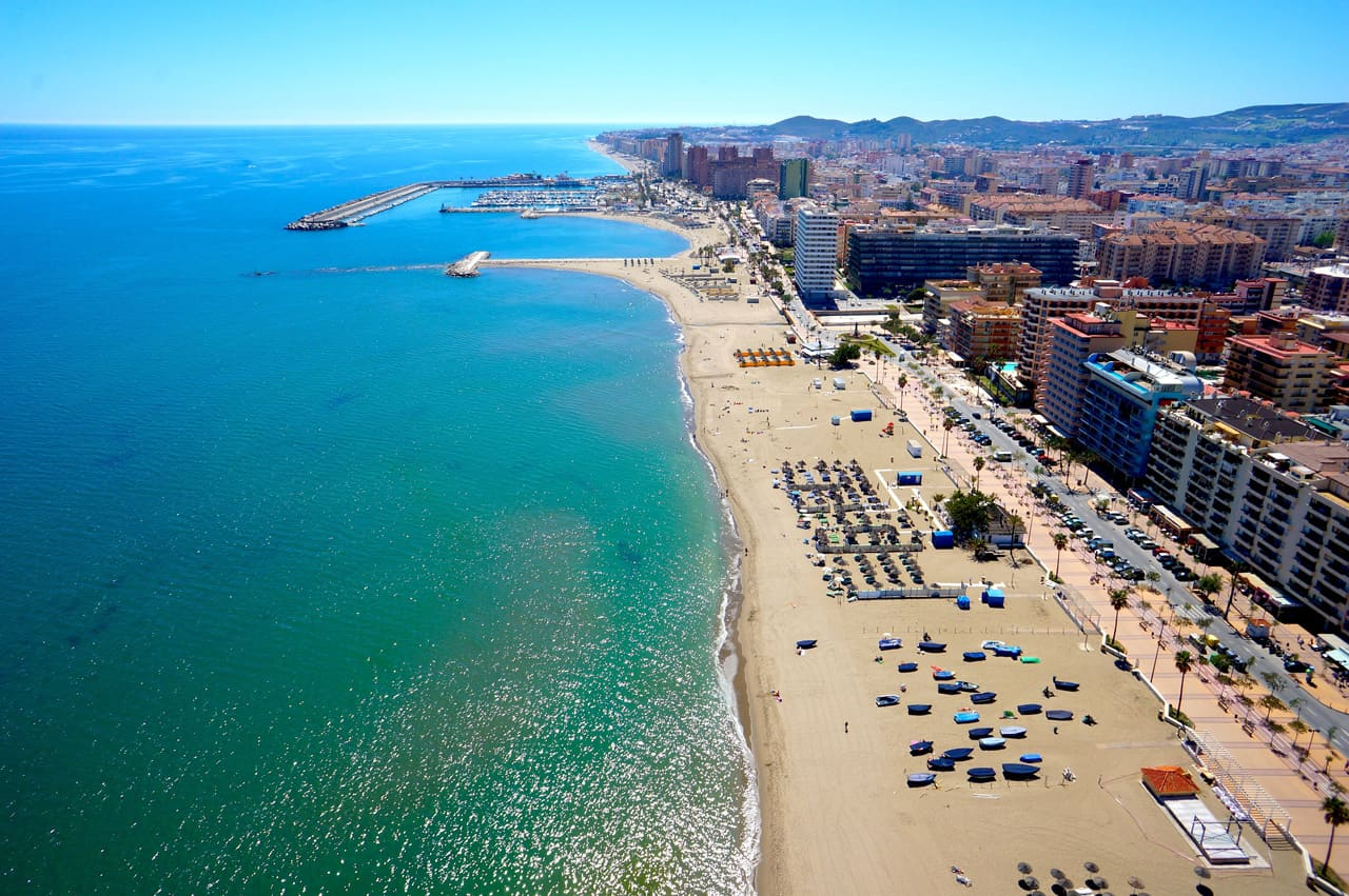 Fuengirola. Top places to live as an expat on Spain's Costa del Sol