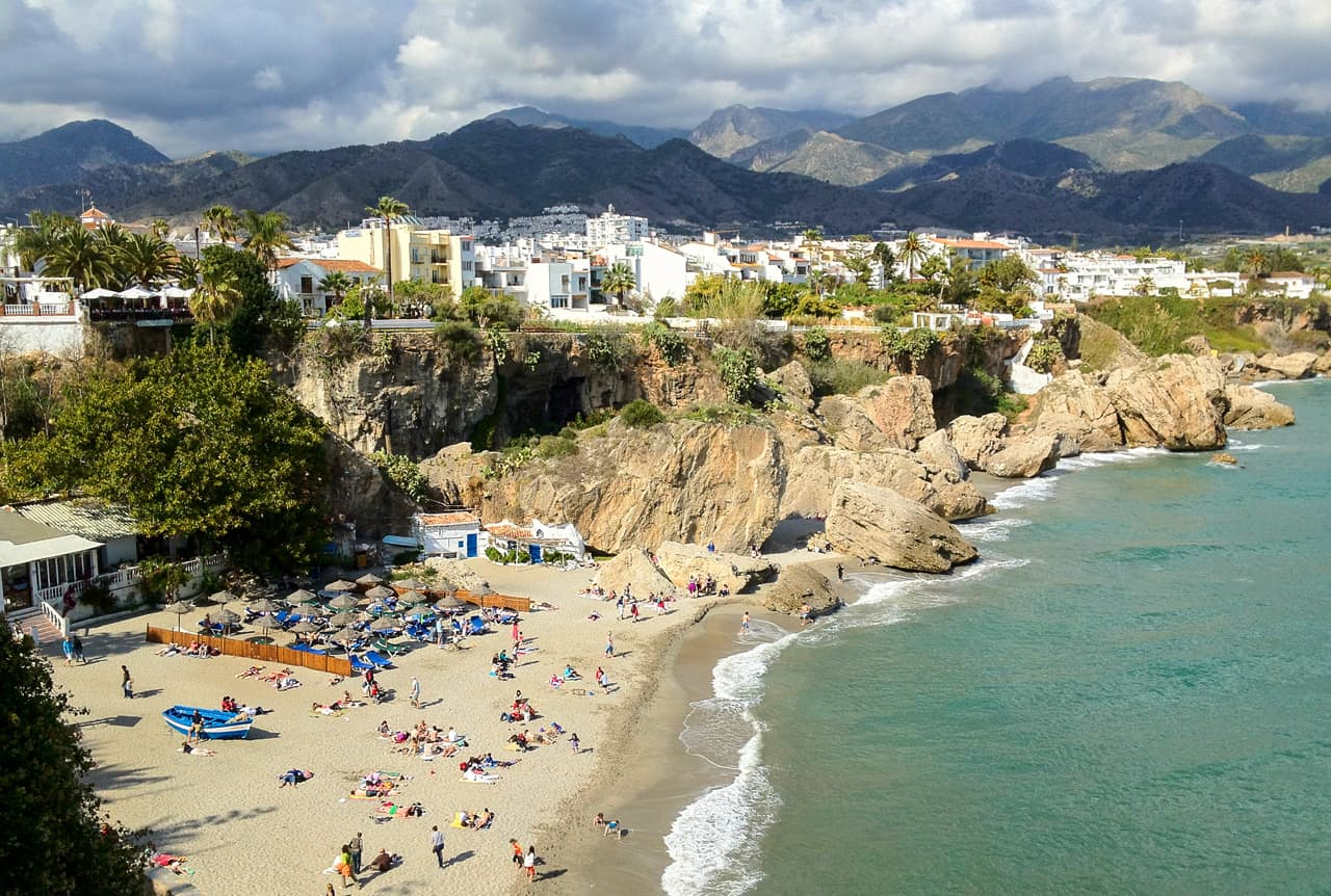 Nerja, Spain. Top places to live as an expat on Spain's Costa del Sol