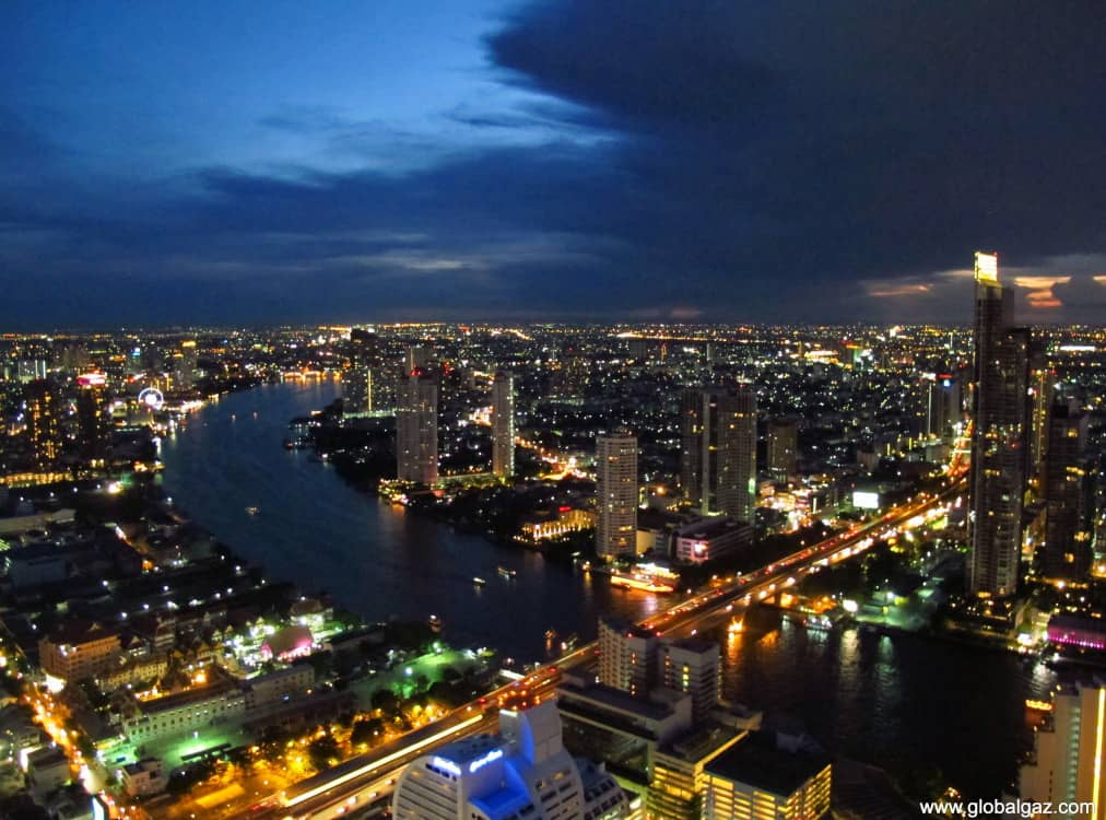 Sky Bar at Lebua Tower, Bangkok