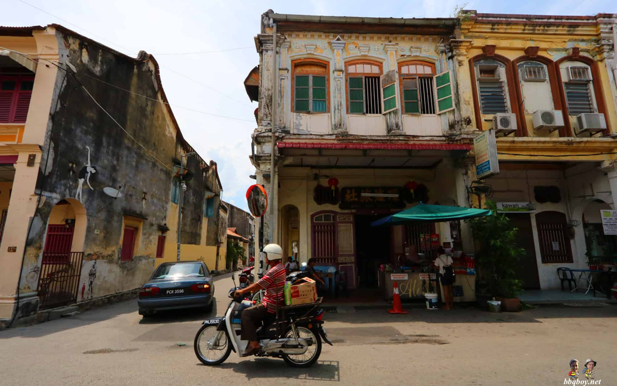 What's Georgetown (Penang) like? Why we didn't fall in love with it