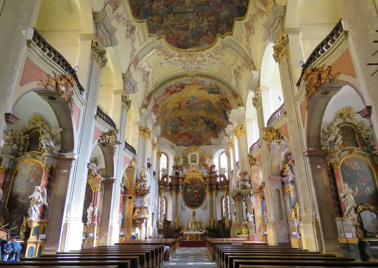Church of our Lady of the Snows, Olomouc