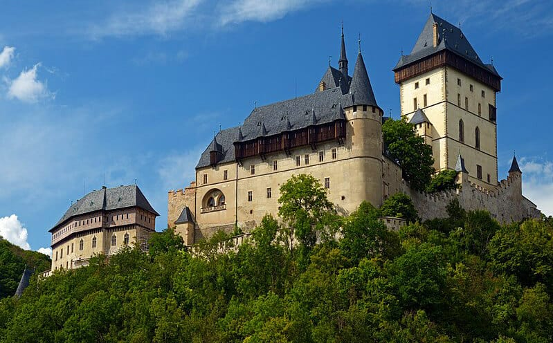 Karlštejn Castle, Czech Republic Guide