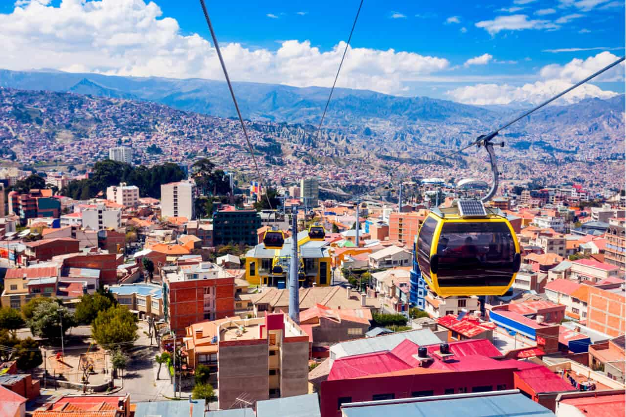 La Paz, Top Places to visit in Bolivia