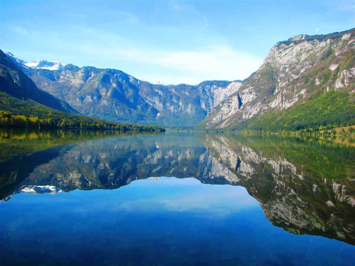 Lake Bohinj, Slovenia. Travel Guide