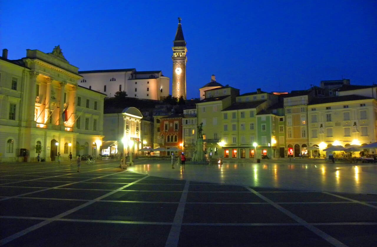 Piran, travel guide to the best of Slovenia