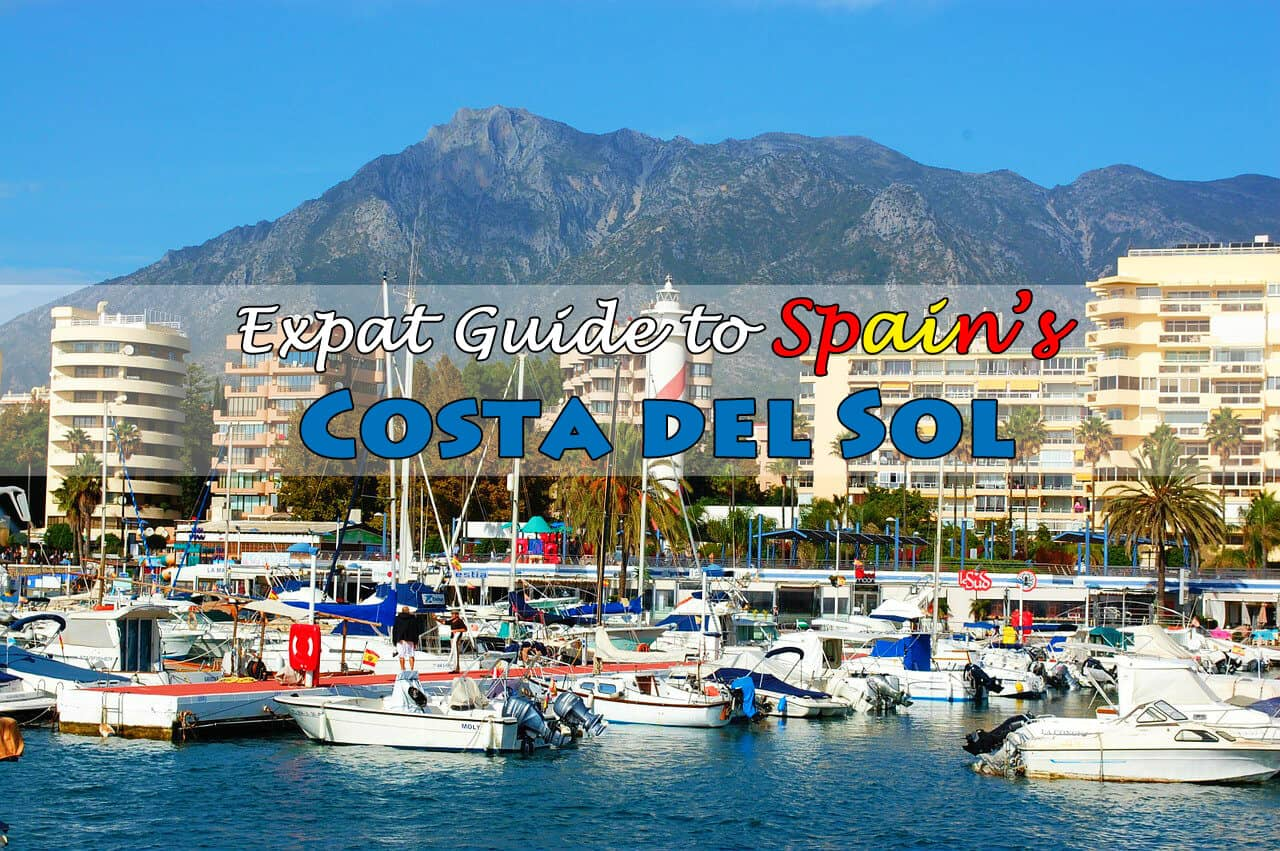 Top places to live as an expat on Spain's Costa del Sol