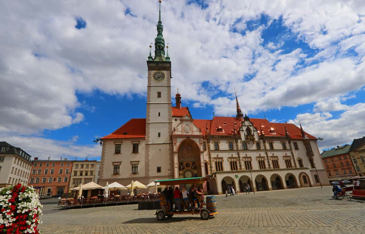 beer keg party, Olomouc. Why you HAVE to Visit Olomouc