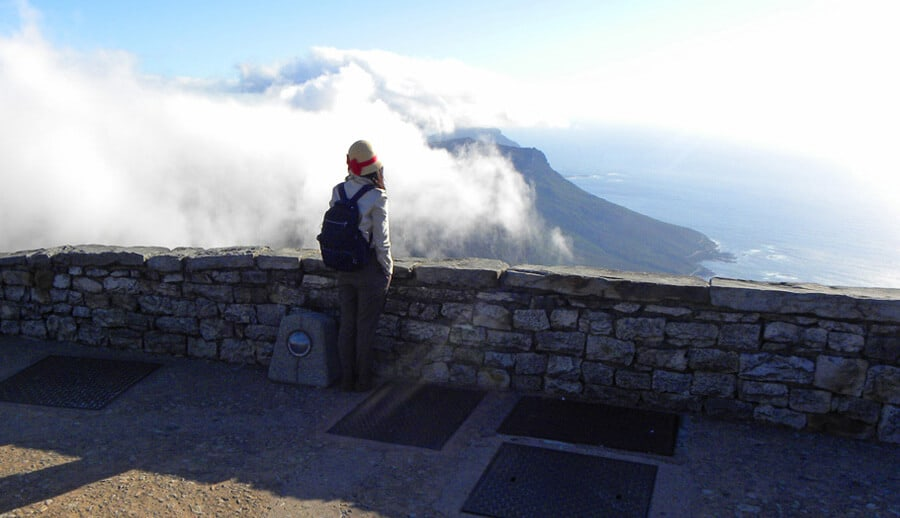 Views from Table Mountain, Cape Town