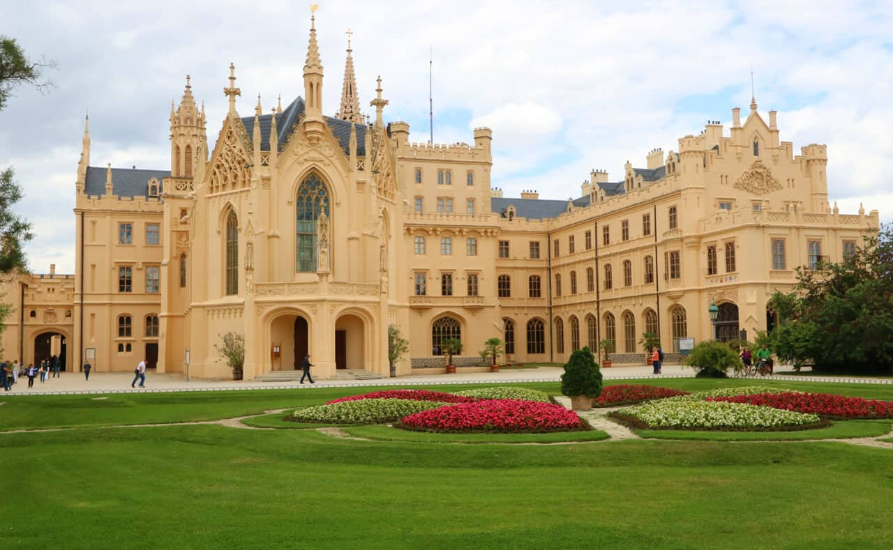 Great Day Trips from Brno: Mikulov and Lednice