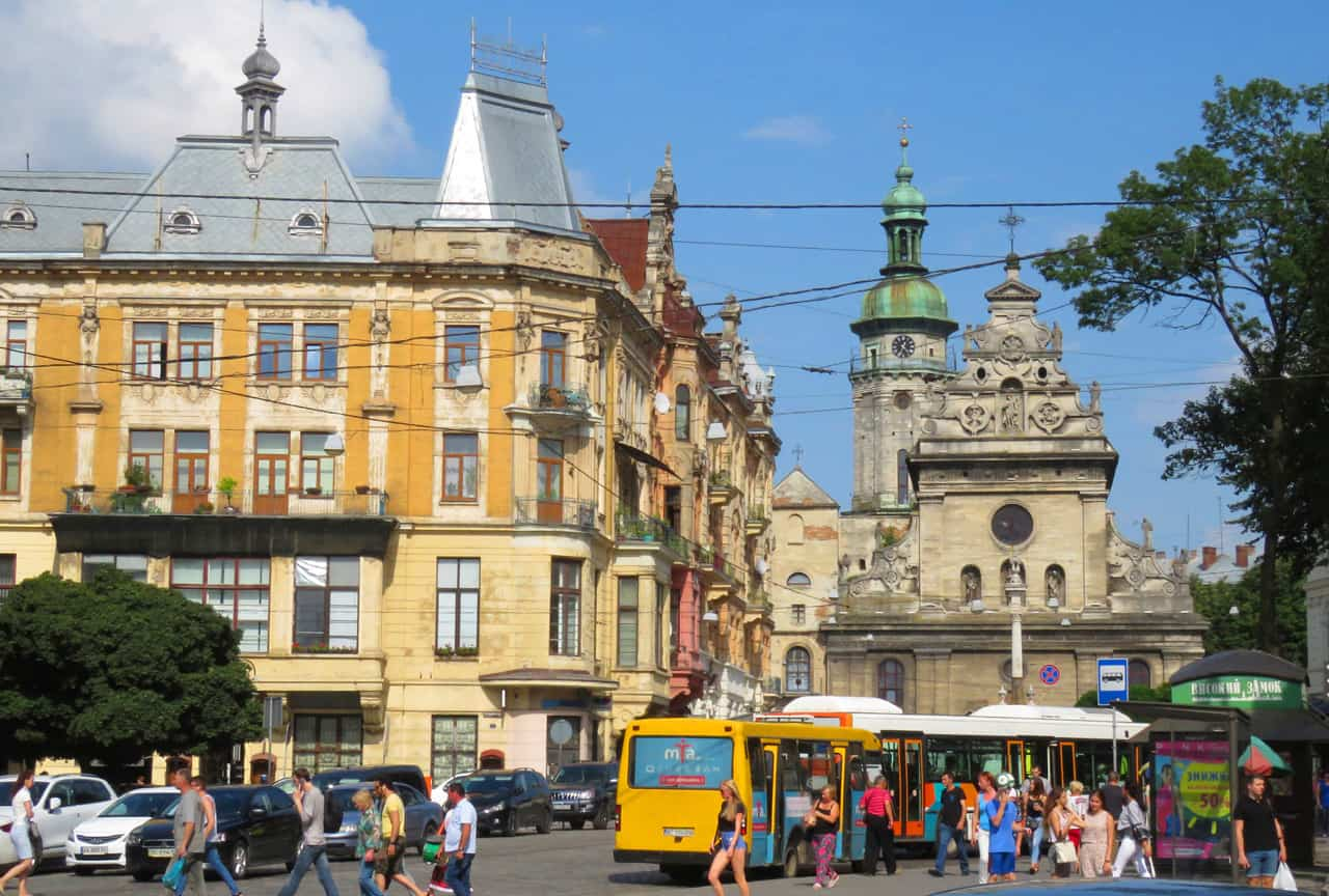 Is Lviv (Ukraine) the most underrated city In Europe? Why we love it.