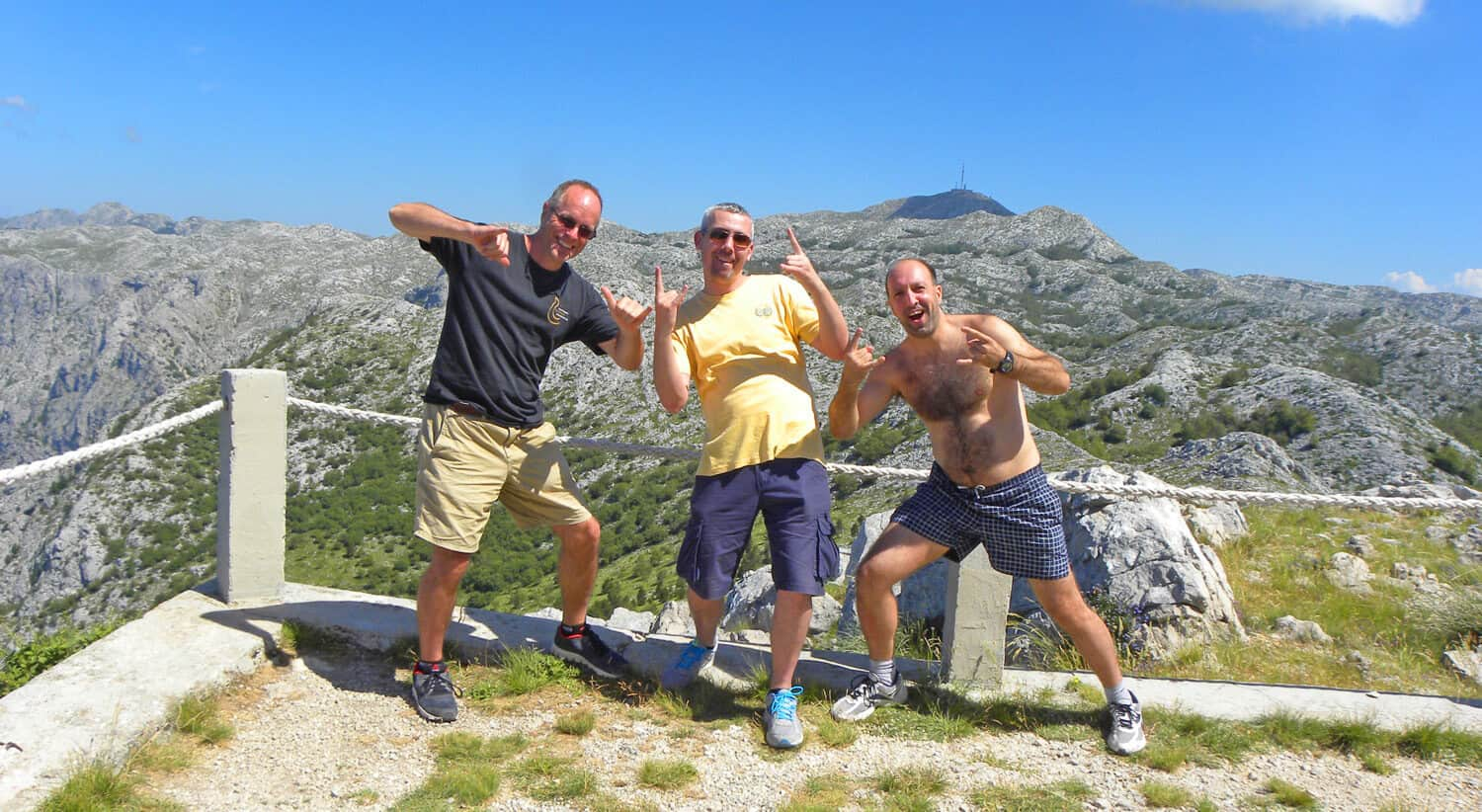 What is Slow Travel? And why it's how we travel. Making friends in Croatia.